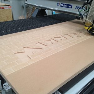 cnc routing machine engraving wood