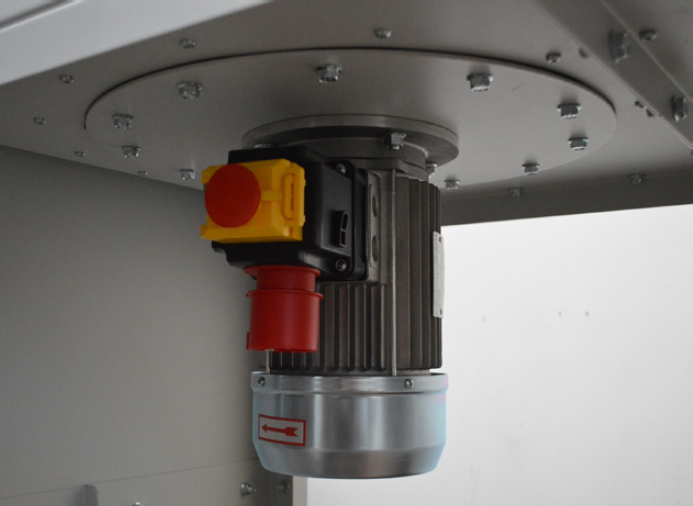 Dust extractors for CNC machines
