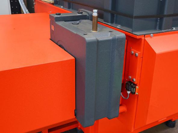 Industrial shredders from CNC World