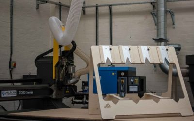 CNC Router helps to reduce lead times and improve quality